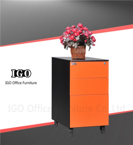 IGO-P02 New Design Mobile Pedestal with 3 Drawers