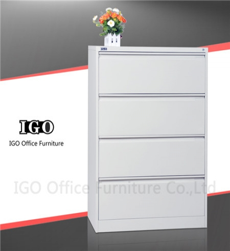 IGO-DW04 Lateral 4 Drawer Filing Cabinet