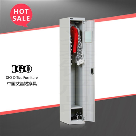 Single Door Metal Locker