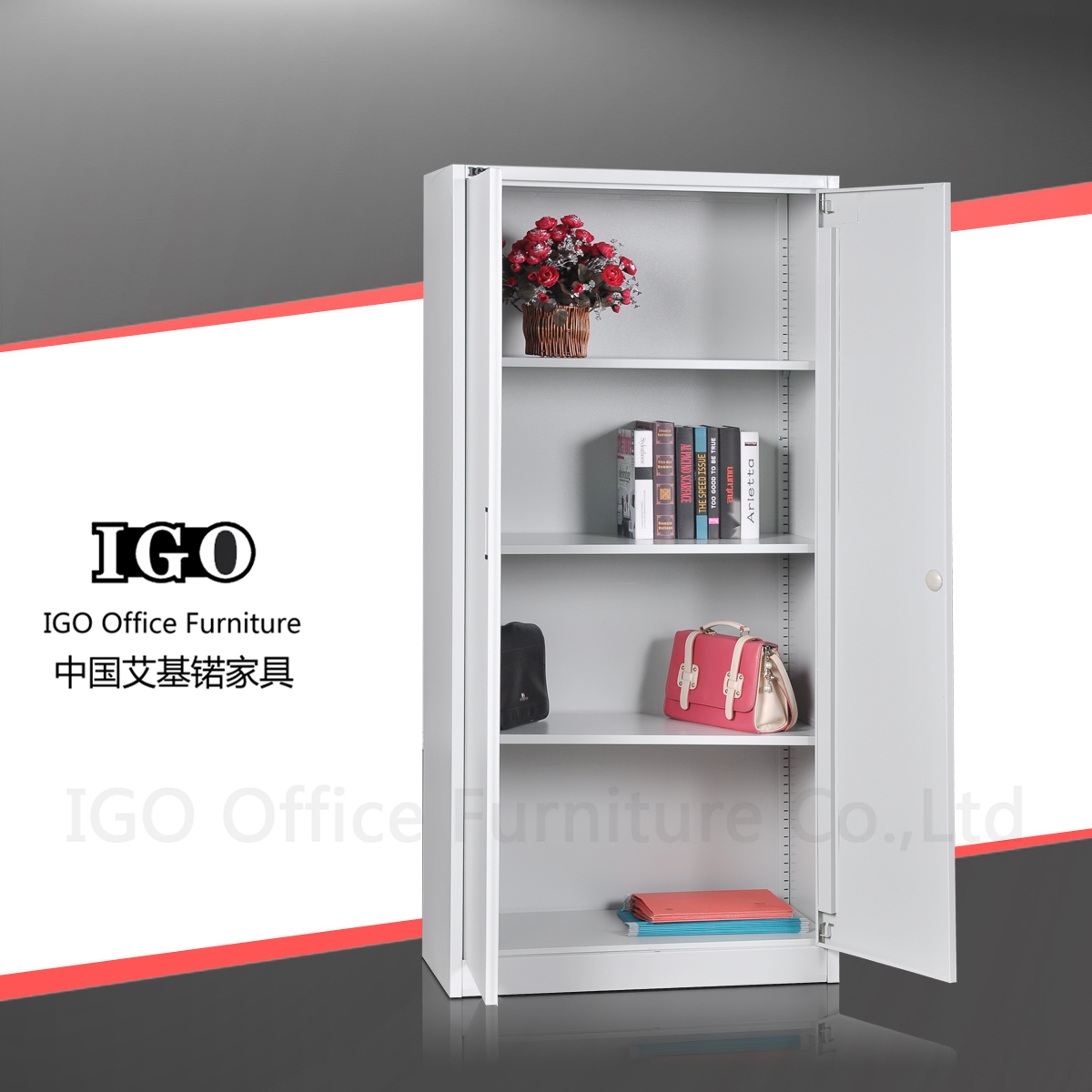 thin steel file cabinet