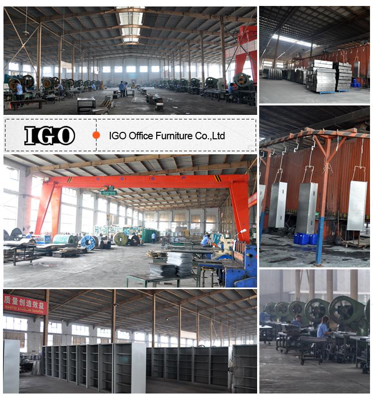 IGO Office Furniture Co., Ltd   File Cabinet Metal Locker Mobile Shelving System
