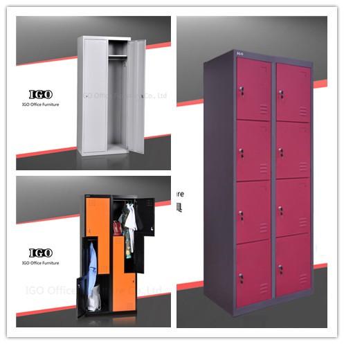IGO Office Furniture Co., Ltd   File Cabinet Metal Locker Mobile Shelving Metal Storage
