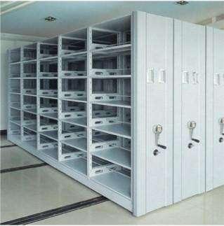 Manually shelves
